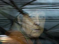 Канцлер ФРГ Ангела Меркель приехала на саммит ЕС в Брюсселе