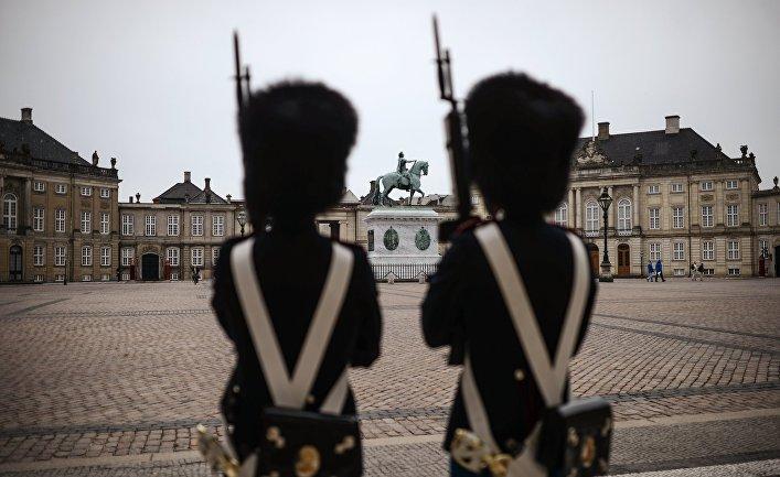 Города мира. Дания. Копенгаген