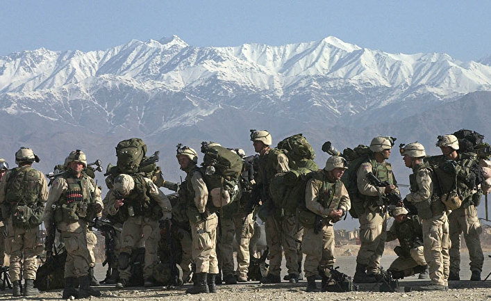 Из-за нас погибли 33 гражданских вАфганистане— Армия США