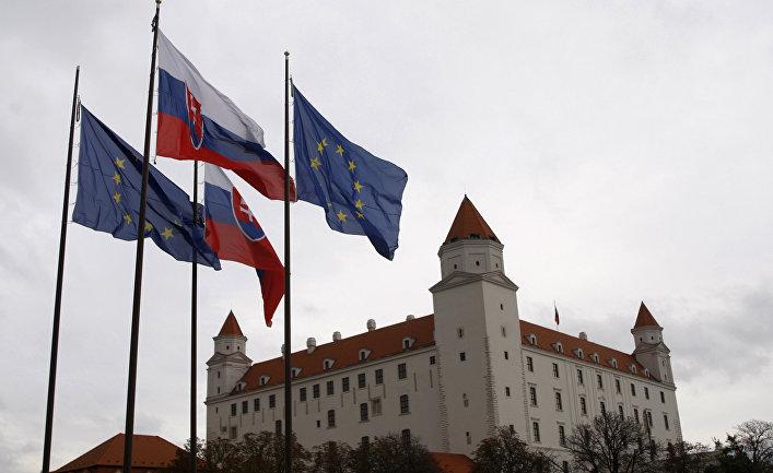 Забастовка на заводе VW в Словакии обнажила раскол внутри Евросоюза