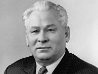 Генеральный секретарь ЦК КПСС К.У.Черненко