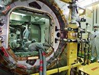 Работа над Японским модулем «Кибо» в агентстве аэрокосмических исследований Цукуба