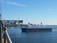 Норвежский корабль Marjata IV