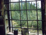 """Окно в исправительно-трудовом лагере """"Бутугычаг"""""""
