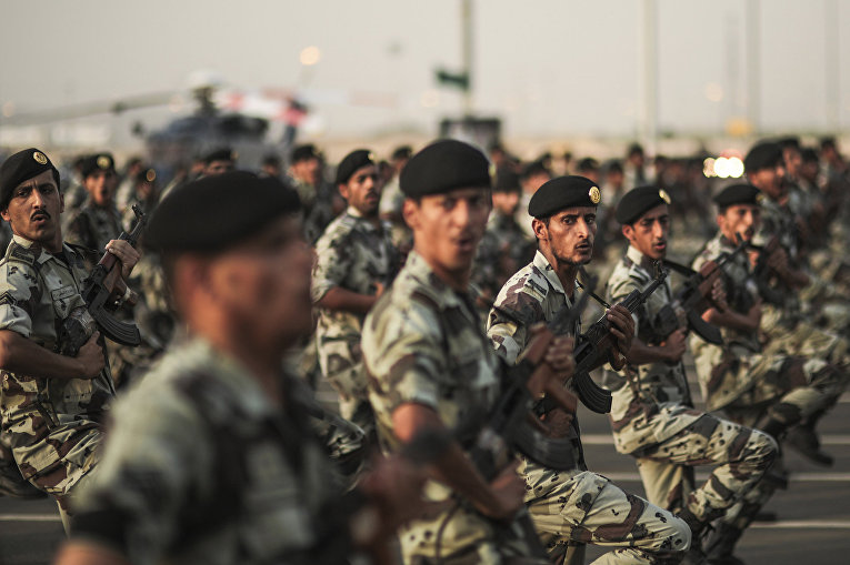 Военные Саудовской Аравии
