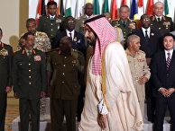 Сын короля Сальмана и министр обороны Саудовской Аравии Мухаммад ибн Салман Аль Сауд
