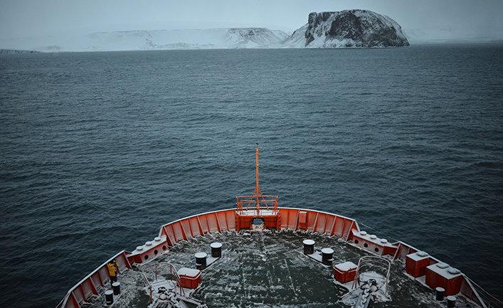 арктическая стратегия Японии