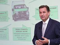 """Президент """"Группы ГАЗ"""" Бу Инге Андерссон"""