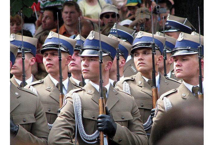 Польская армия готовится к масштабным учениям
