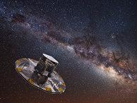 Телескоп «Гайя» Европейского космического агентства, который позволит создать трехмерную карту Млечного Пути