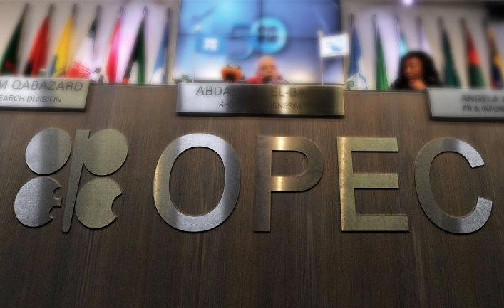 ОПЕК ожидает перенасыщение рынка нефти в 2017 году