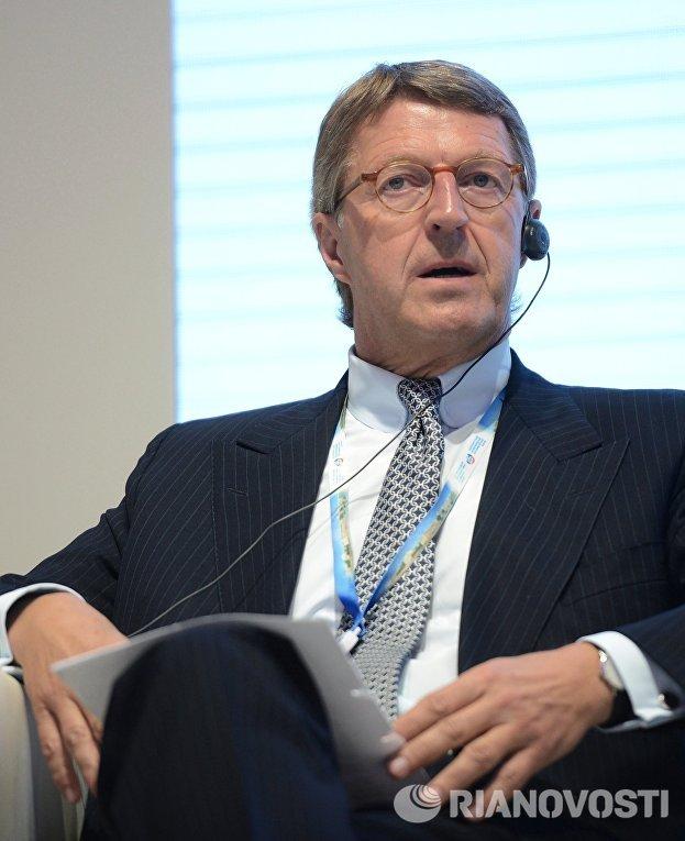 Председатель Восточного комитета германской экономики Экхард Кордес