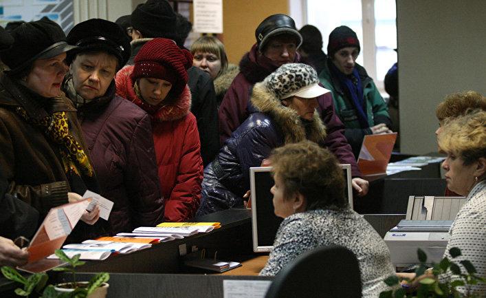 Россия: на рынке труда ухудшение