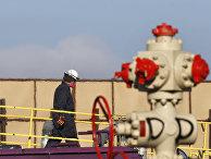 Добыча газа методом фрекинга в Колорадо