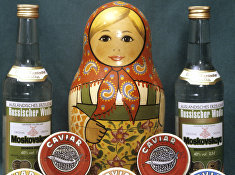 Русские сувениры