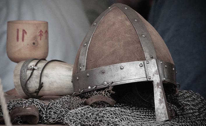 Атрибуты викинга