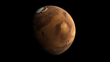 Модель Марса