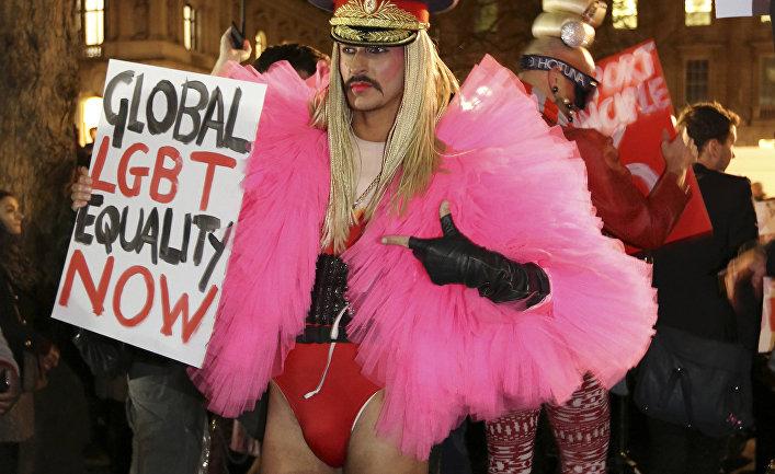 Гомосексуализм критика