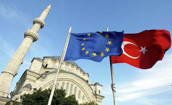 Политика: Отношения Турции и ЕС сошли на нет