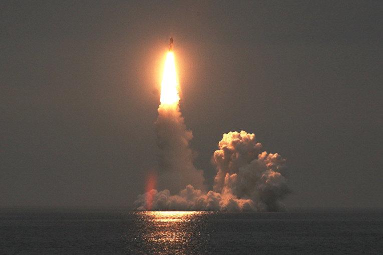 Россия создает самую большую межконтинентальную баллистическую ракету