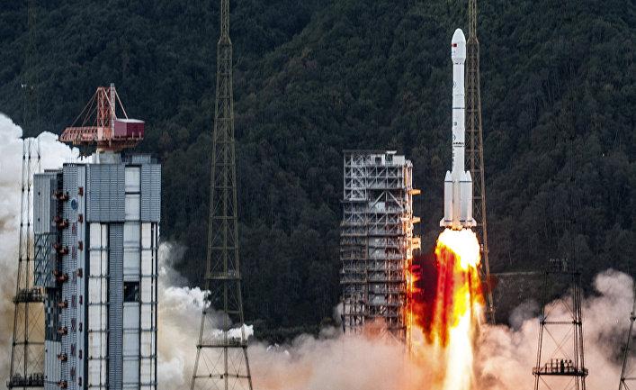 За30 лет КНР планирует построить ракеты сядерными моторами
