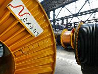 Французская компания в области кабельного производства Nexans