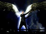 Сергей Лазарев на генеральной репетиции первого полуфинала 61-го международного конкурса песни «Евровидение - 2016»