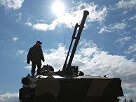 Боевая машина десанта БМД-4