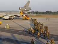 Голландские солдаты ВВС отправляются в Польшу на первое совместное учение в рамках «Оперативной группы повышенной готовности» (VJTF)