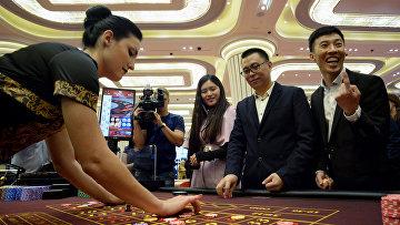 Открытие казино Tigre de Cristal в игорной зоне «Приморье»