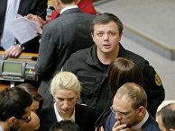 Депутат Верховной рады Семен Семенченко