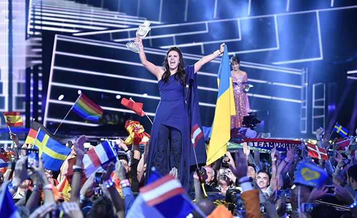 Открытие 'Евровидения-2017' пройдет уСофийского собора вКиеве