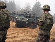 Боевые бронированные машины «Страйкер»