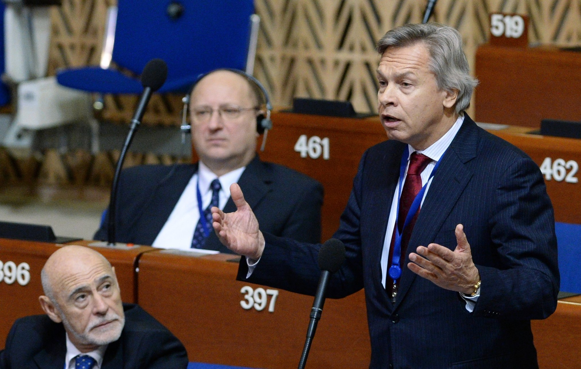 Совет Европы может отказаться от России