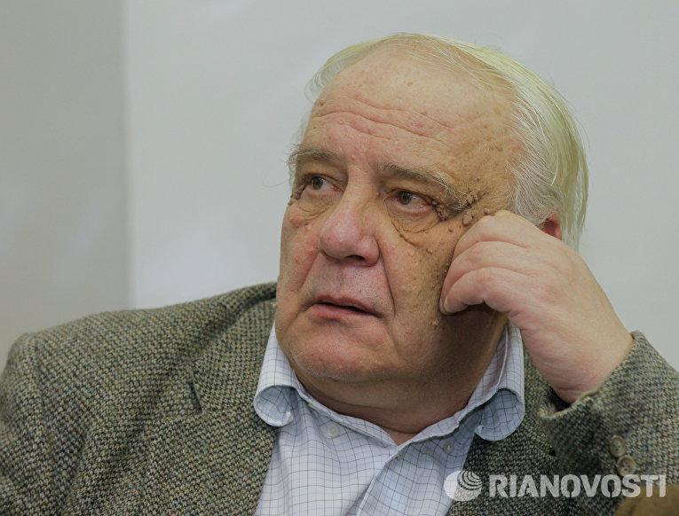 Писатель, политический и общественный деятель Владимир Буковский