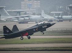 Китайский истребитель J-31