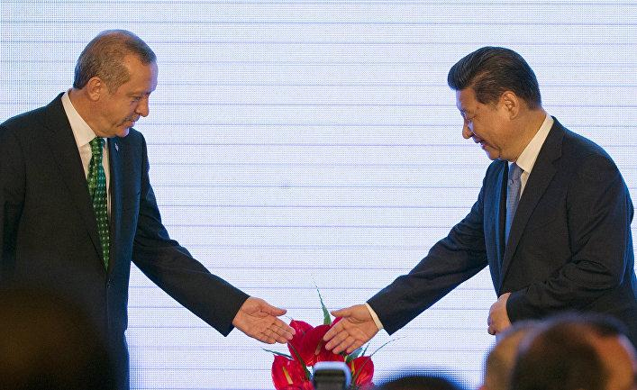 Турция и Китай делают рывок на пути к Центральному коридору
