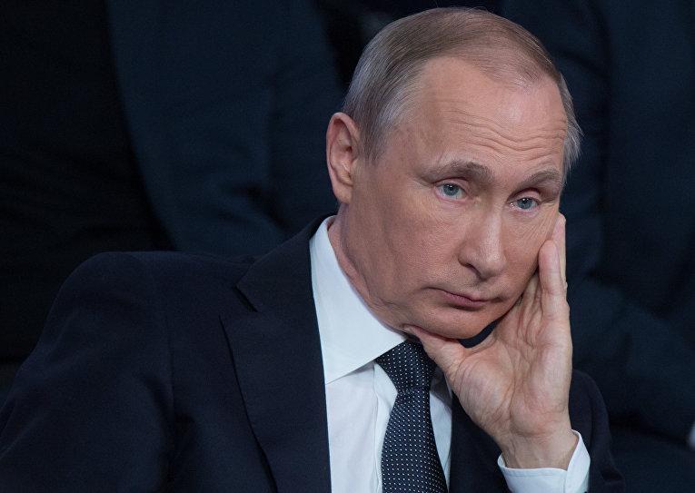 Государственный визит в Москву: Как Путин глубоко заглянул мне в глаза