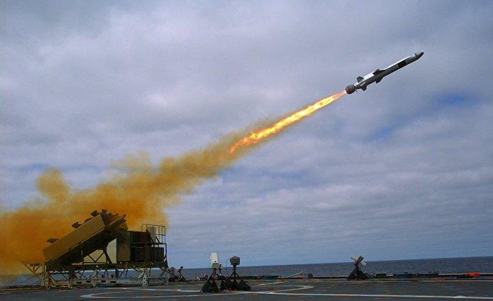 Неизвестное супероружие Норвегии: военные корабли оснащены крылатыми ракетами