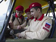 В Ярославле в возрожденную «Юнармию» вступили первые 104 школьника