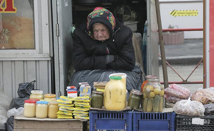 Глубина падения. Сможет ли Украина выбраться из экономической пропасти?