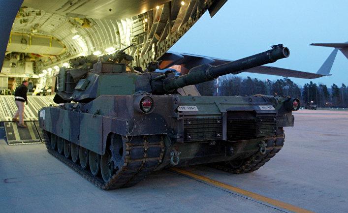 Танк М1 «Абрамс»