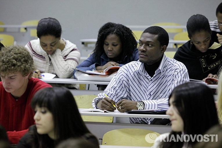 Африканцам не рады в России