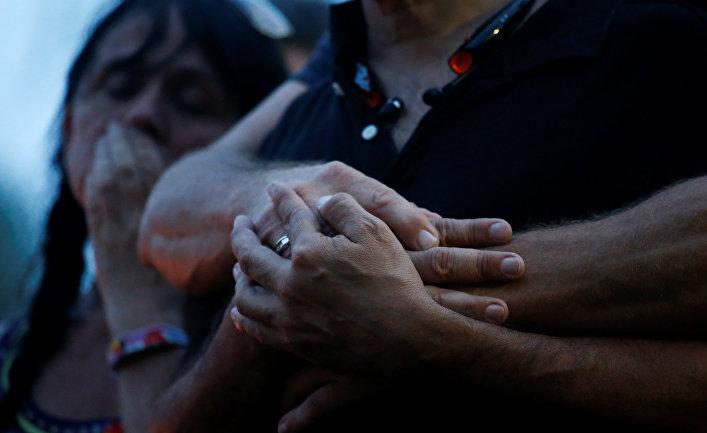 ВоФранции задержаны подозреваемые вубийстве полицейского иего супруги