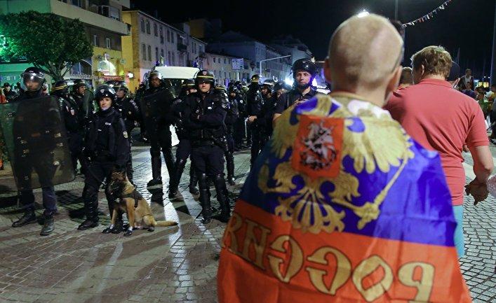 УЕФА поставил сборную России под угрозу снятия сЕвро