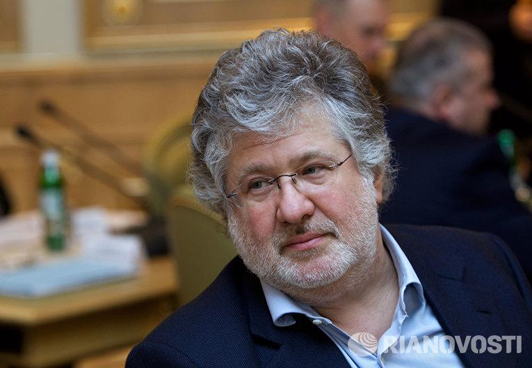 Бывший глава Днепропетровской области Игорь Коломойский