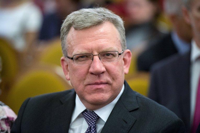 Председатель Наблюдательного совета Московской биржи Алексей Кудрин