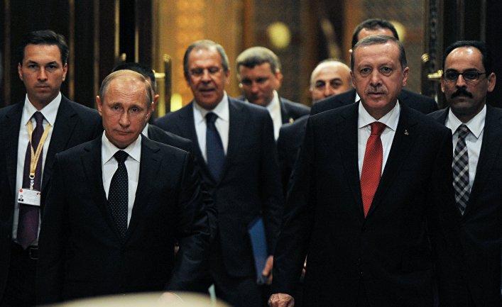 русско-турецкий отношения новости недели