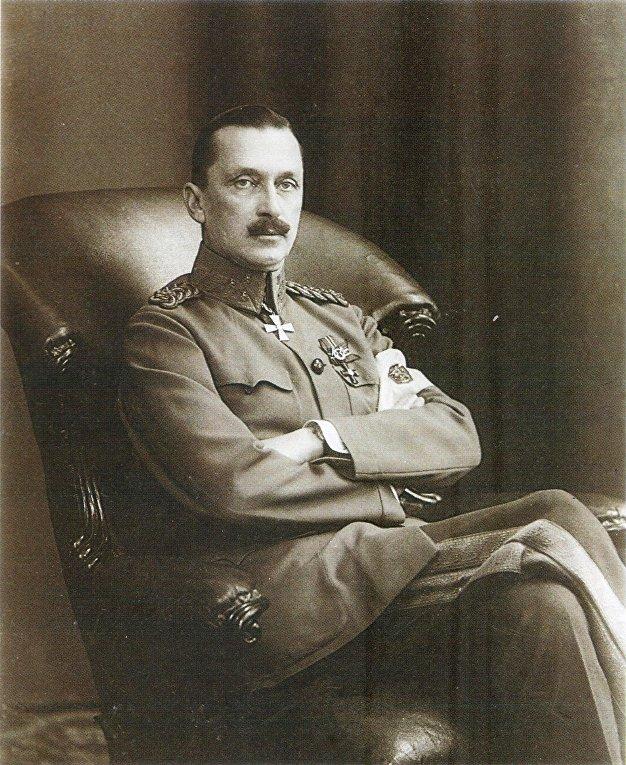 Карл Густав Эмиль Маннергейм