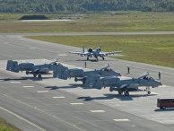 Военный аэродром Эмари в Эстонии